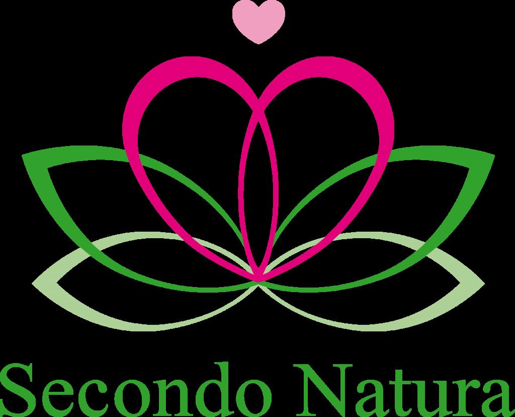 logo erboristeria bioprofumeria secondo natura